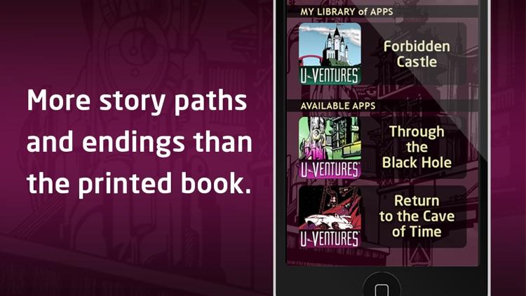 U-Ventures® Interactive Books by Edward Packard