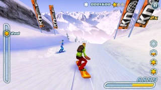 Screenshot #6 for Snowboard Hero