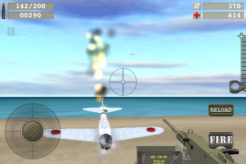 Blood Beach FREE screenshot-3
