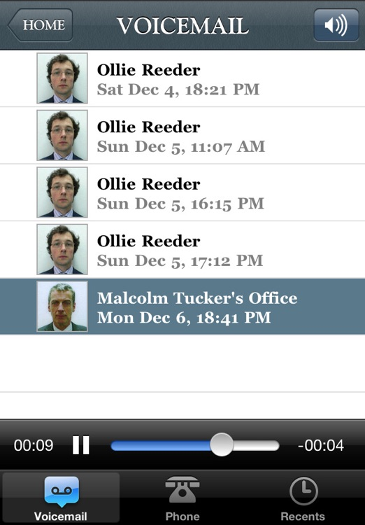 Malcolm Tucker: The Missing Phone