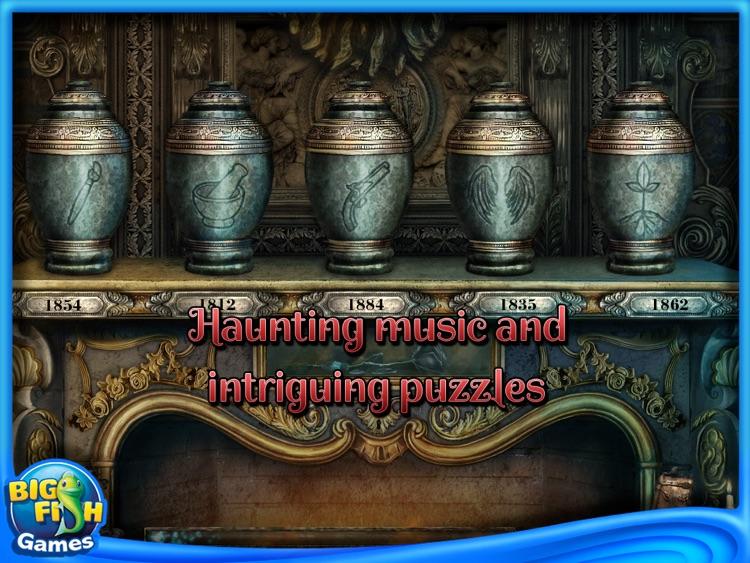 Phantom of the Opera: Mystery Legends HD (Full) screenshot-4