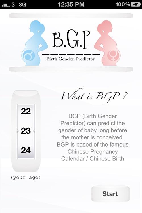 Birth Gender Predictor
