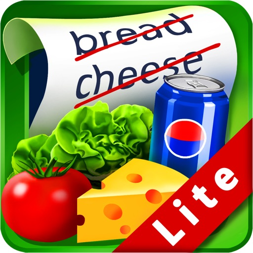 Grocery Mate Lite – Easy-to-Use Shopping List and Expense Tracker iOS App