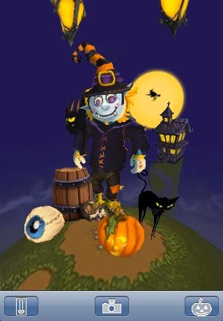 Halloween 3D screenshot-4