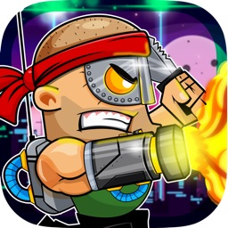 Alien Commando Strike Lite - Multiplayer
