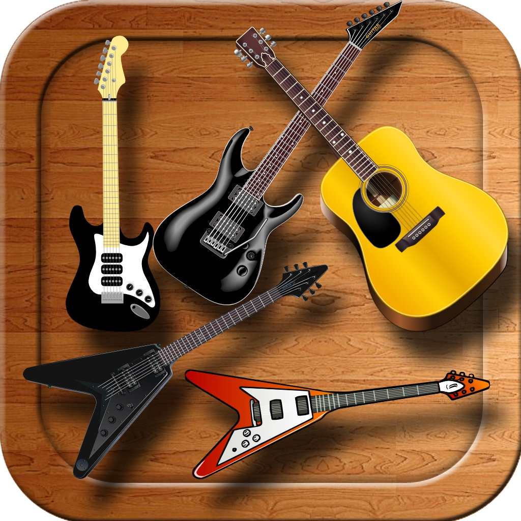 Guitar Builder 3D Pro - Build and Play