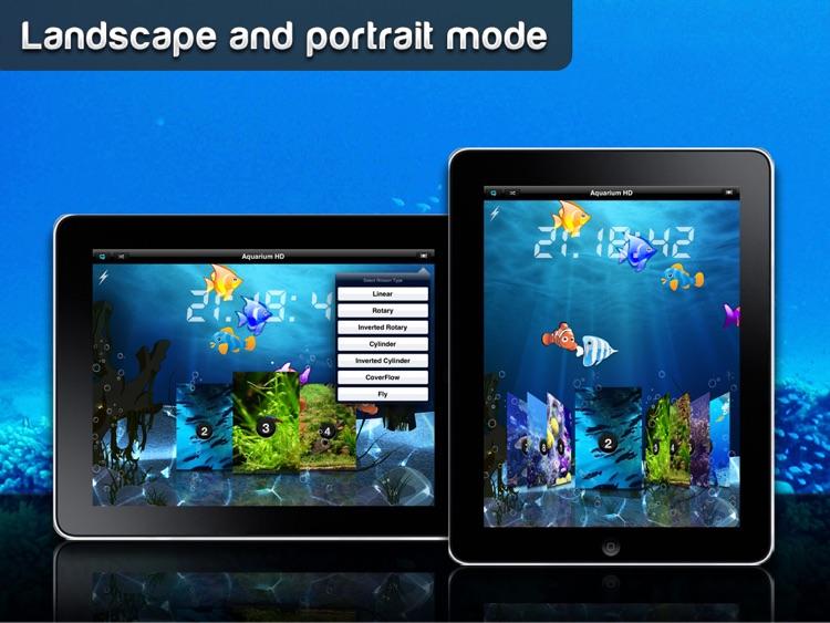 Aquarium HD screenshot-4