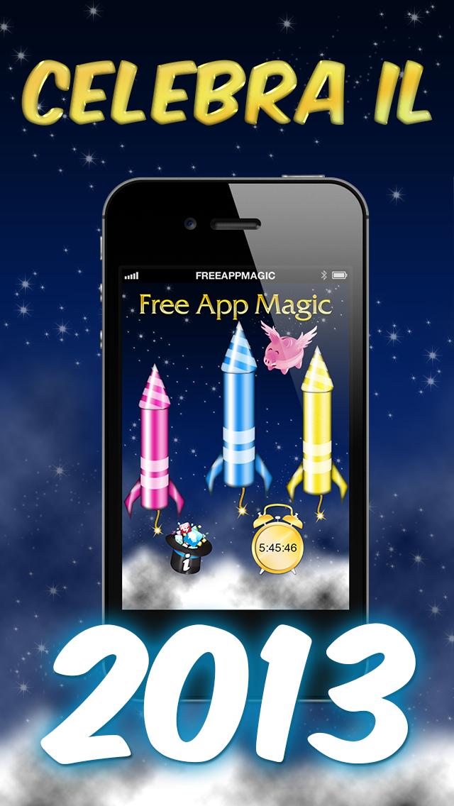 Screenshot of Free App Magic 2012 - 3 app gratis ogni giorno3