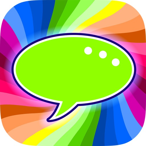 Color Text Messages Pro - Send Color Text Messages with Emoji for my sms, mms & iMessage Icon