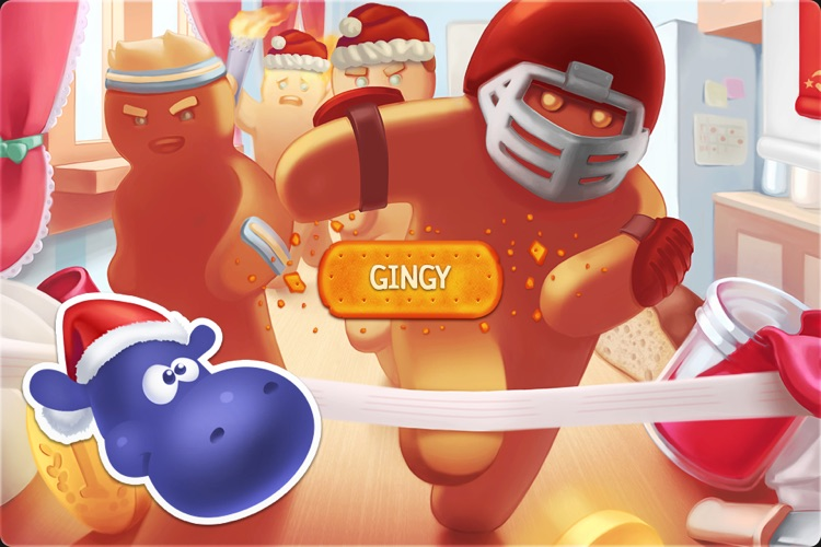 Gingy: Xmas story screenshot-2