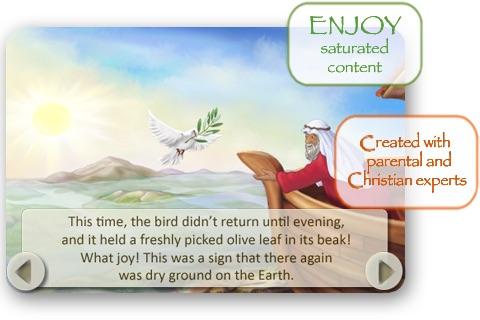 Bible Stories for Children: Noah's Ark screenshot-3