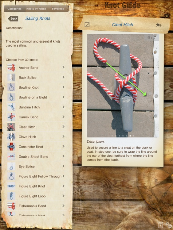 Knot Guide HD  (100+ knots) screenshot-3