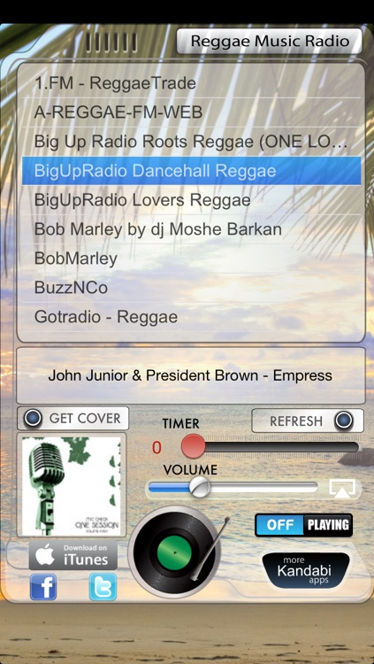 Reggae Music Radio
