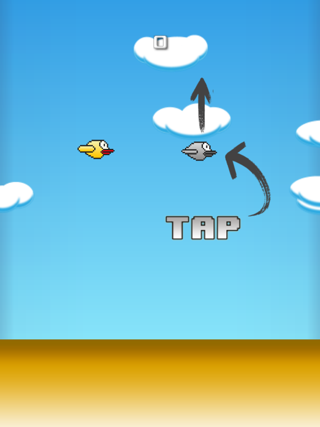 Bird Adventure - Furry Wings, game for IOS