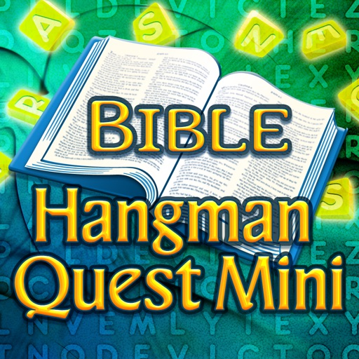 Bible Hangman Quest - Mini Edition icon