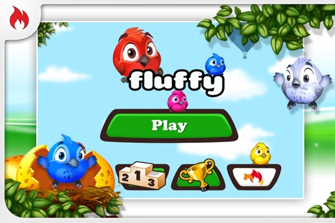 Fluffy Birds screenshot-0