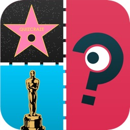 QuizCraze Celebrity Mania - Guess who's the pop celeb star icon of wonder in this logo word quiz game