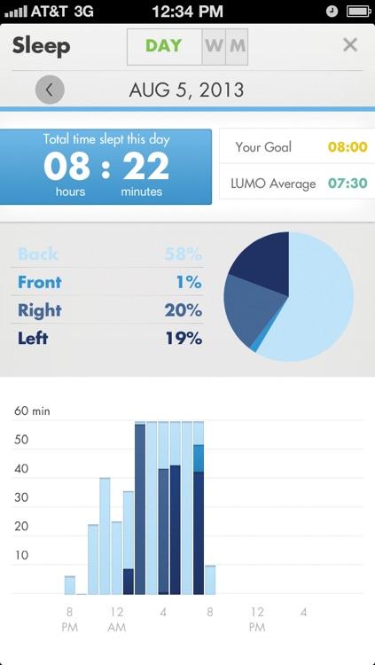 Lumo Back: Real-Time Posture Feedback screenshot-4