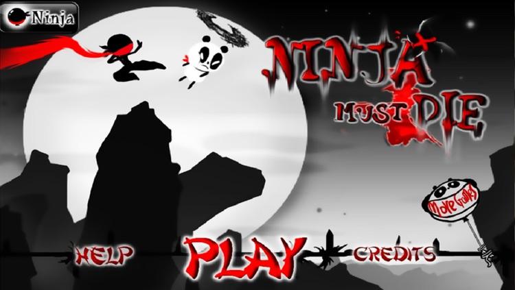 Ninja Must Die Free screenshot-4
