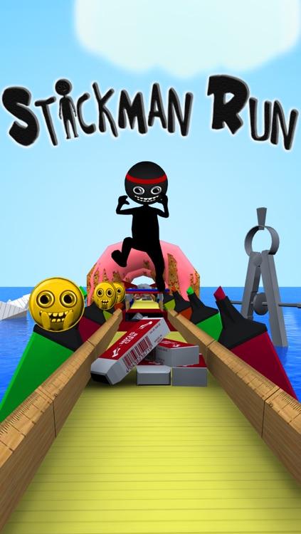 Stickman Run!