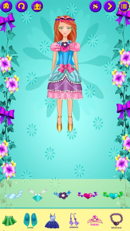 Dress Up Princess : My Fairy Tale Fashion Salon - FREE Dressup and Makeup Game!
