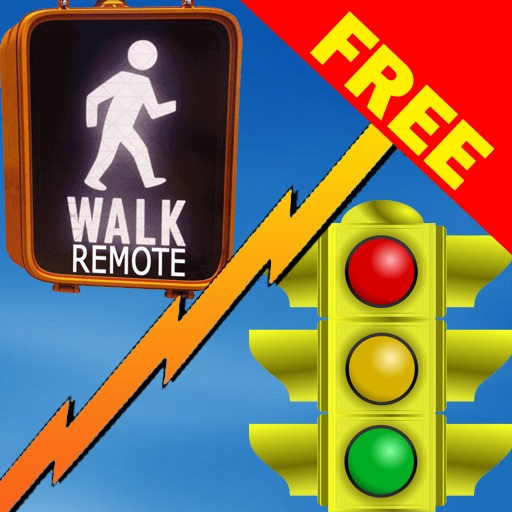 Crosswalk and Traffic Light Remote Free