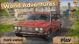 Скриншот №1 к Rusty Car Adventures  Extreme Racing All Over The World!