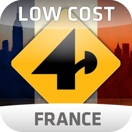 Nav4D France - LOW COST icon