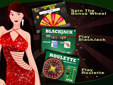 Abbey's Casino Slots of Fun!-ipad-2