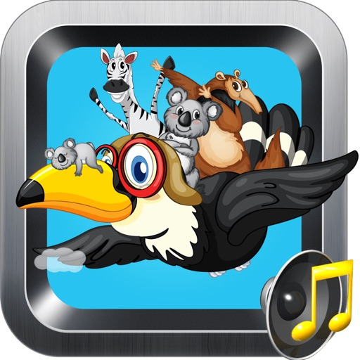 Animal Sounds Free - Best Pet,Zoo and Farm Animals Soundboard  for Kids