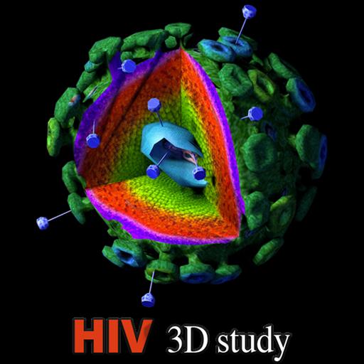 HIV 3D study