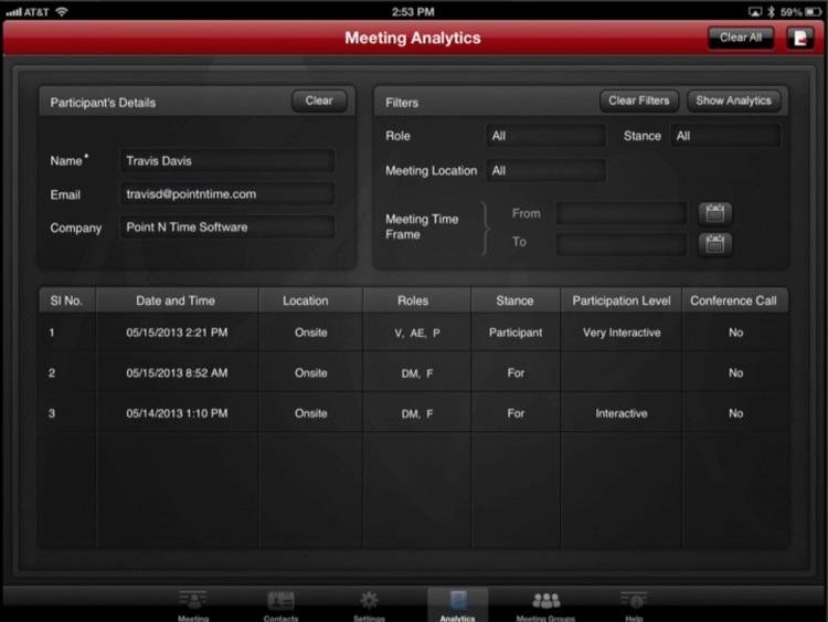 Meeting Mapper screenshot-4