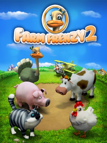 Farm Frenzy 2 HD на iPad