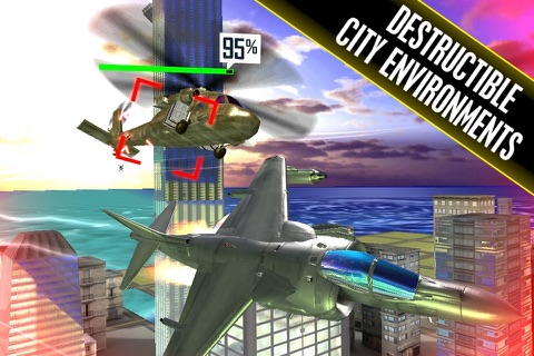 Benjamin Jet Fighters screenshot 4