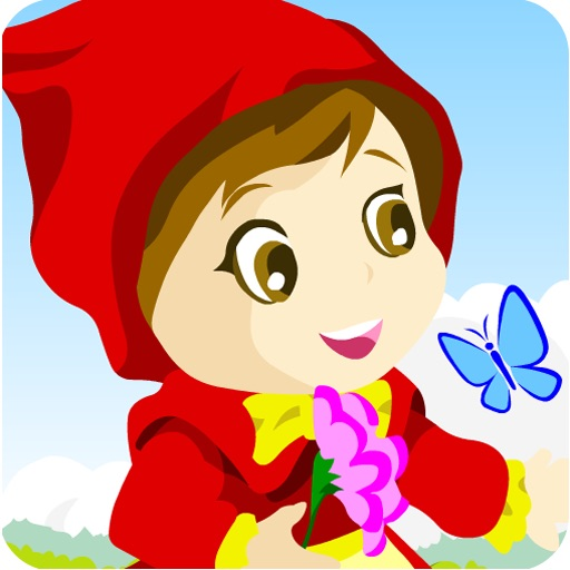 Little Red Riding Hood for iPad (Kids Story Book)