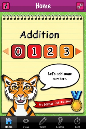 Addition Fun -- Let's add some numbers