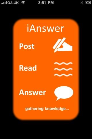 iAnswer - ask a Question screenshot-4