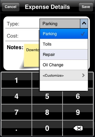 VehiCal - Car Expense Management screenshot-3