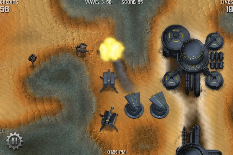 TriDefense Free screenshot-2