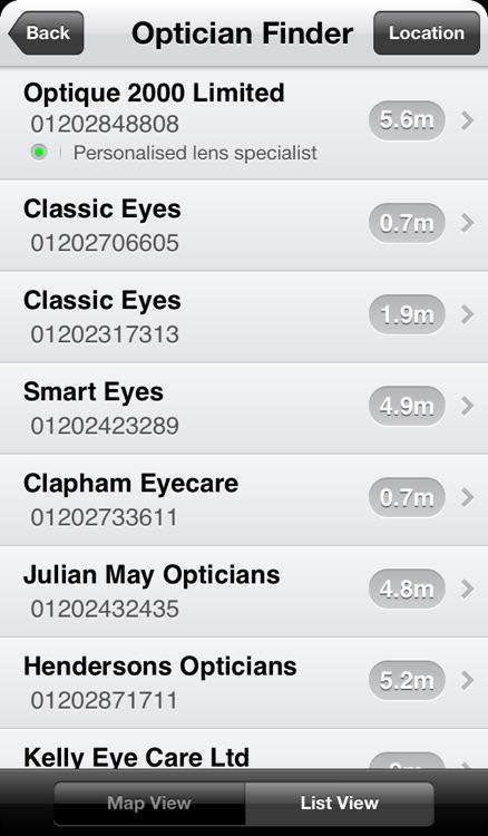 Vision Test screenshot-3