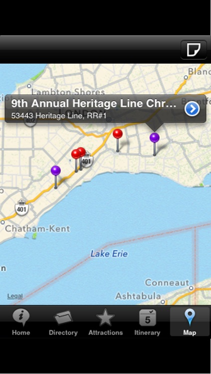 Elgin County and St. Thomas Visitor App screenshot-4