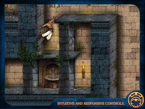 Скачать игру Prince of Persia Classic HD