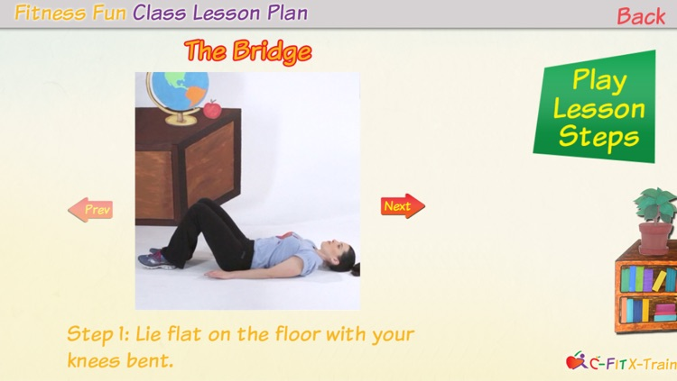 C-Fit XTrain - Classroom Fitness screenshot-3