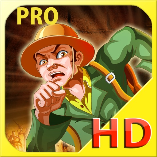Haunted Pyramid- Run and Jump Action PRO