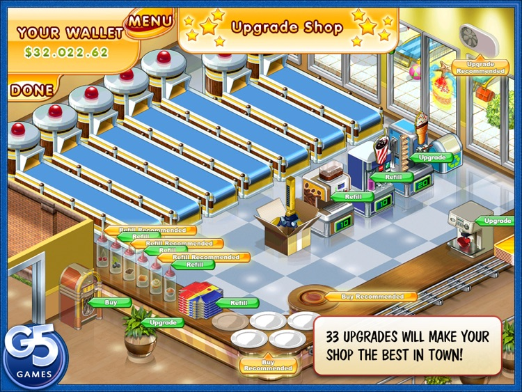 Stand O'Food® 3 HD (Full) screenshot-3