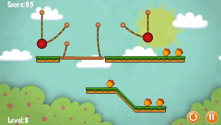 Nuts Physics Lite screenshot-3