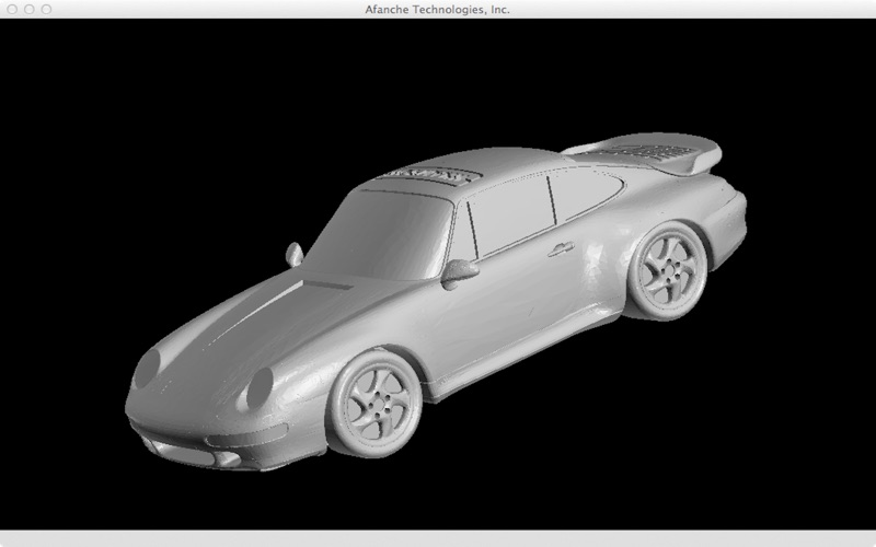 STL Viewer 3D скриншот программы 1