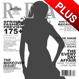 RealCover+ - Fake magazine covers