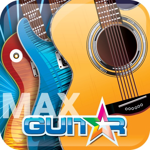 Guitar Max Pro for iPhone