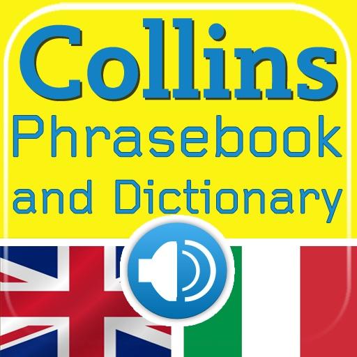 Collins English<->Italian Phrasebook & Dictionary with Audio